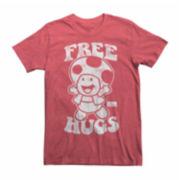 Nintendo® Short-Sleeve Super Mario Toad Hug Tee