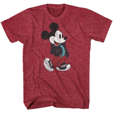jcpenney.com | Disney Collection Rocker Mickey Mouse Crewneck Tee