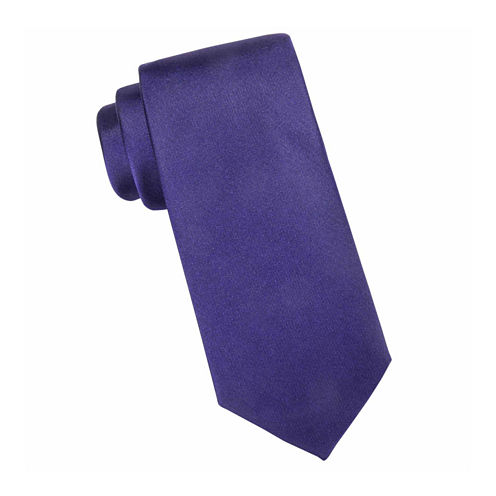 Collection by Michael Strahan™ Glendale Solid Fall Fashion Silk Tie