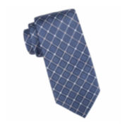 Collection by Michael Strahan™ Parker Grid Silk Tie