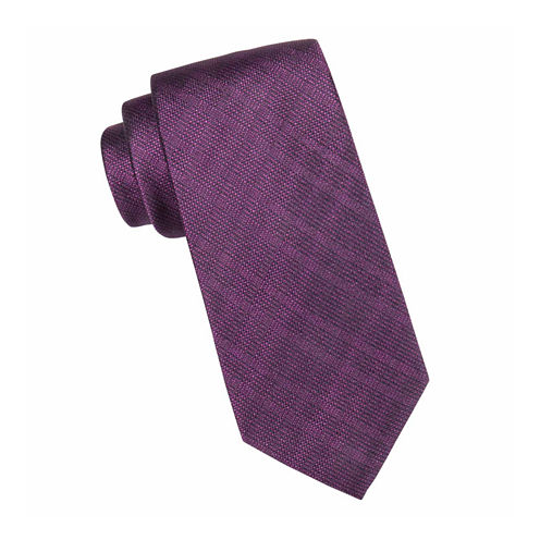 Collection by Michael Strahan™ Gunnison Non-Solid Silk Tie