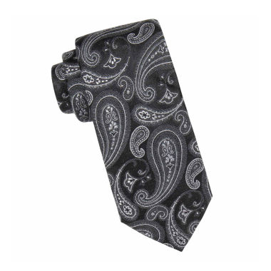 jcpenney.com | Collection by Michael Strahan™ Frisco Paisley Silk Tie