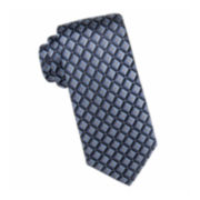 Collection by Michael Strahan™ Aspen Square Geo Silk Tie - Extra Long