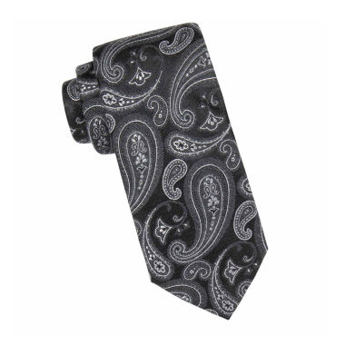 jcpenney.com | Collection by Michael Strahan™ Frisco Paisley Silk Tie - Extra Long