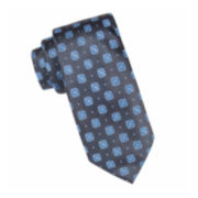 Stafford® Medallion Silk Tie