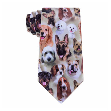 jcpenney.com | American Traditions Dog Camo Tie
