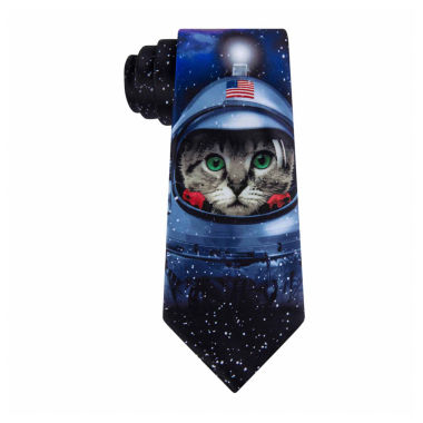jcpenney.com | American Traditions Martian Cat Tie