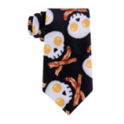 American Traditions Skull Eggs Tie