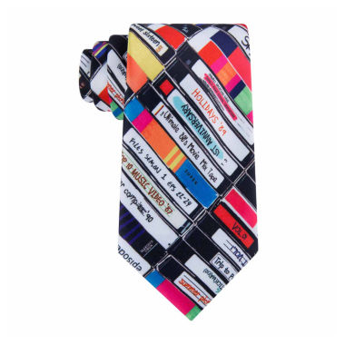 jcpenney.com | American Traditions Retro VHS Tie