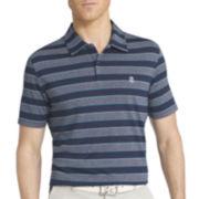IZOD® Golf Short-Sleeve Chambray Polo