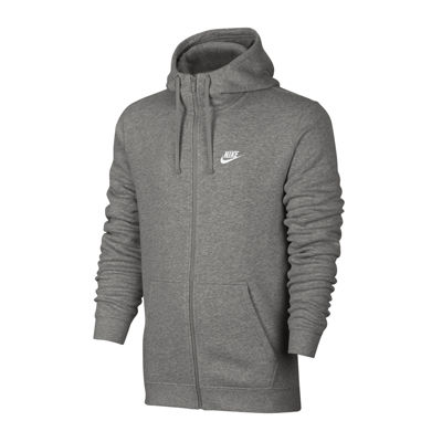 35a8e671a67e Nike Club Cotton Fleece Full Zip Hoodie JCPenney