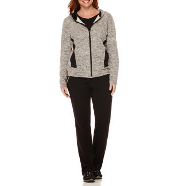 jcpenney.com | Made for Life™ Streaky Jacket, Mesh Tee or Pants