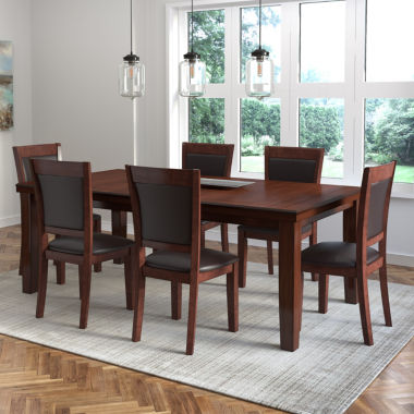 jcpenney.com | 7-pc. Extendable Dining Set