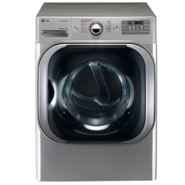 jcpenney.com | LG 5.2 cu.ft. Mega Capacity TurboWash™ Front-Load Washer with Steam Technology