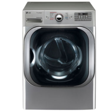 jcpenney.com | LG 9.0 cu.ft. Mega-Capacity Gas SteamDryer™ with SteamFresh™ Cycle