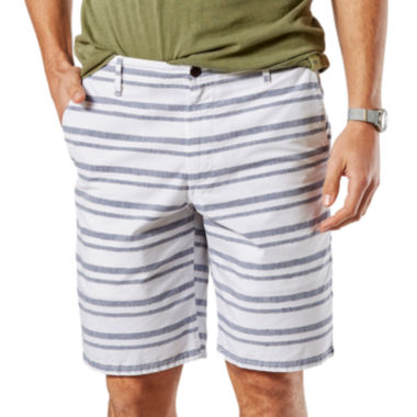 jcpenney.com | Dockers® Flat-Front Straight-Fit Shorts