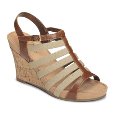 jcpenney.com | A2 by Aerosoles® Magic Plush Wedge Sandals