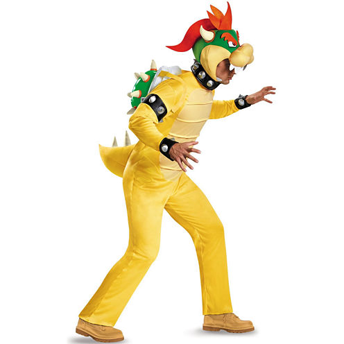 Super Mario 5-pc. Super Mario Dress Up Costume Mens