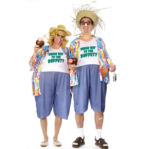 Tacky Traveler Dress Up Costume Mens