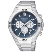 Citizen® Mens Chronograph Watch AN8020-51H