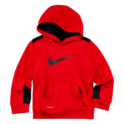 Nike® Therma-FIT Pullover Fleece Hoodie - Preschool Boys 4-7