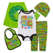 Nickelodeon™ Ninja Turtles 2-pc. Bodysuit and Pants Set - Baby Boys newborn-6m