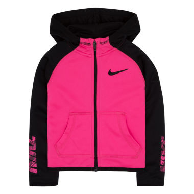 jcpenney.com | Nike Girls Hoodie-Toddler 2T-5T