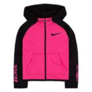 Nike Girls Hoodie-Toddler 2T-5T