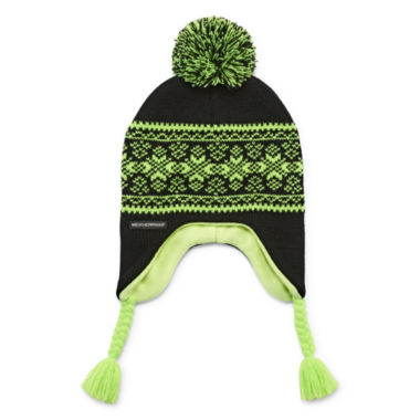 jcpenney.com | Weatherproof Peruvian Hat and Glove Set - Boys 8-20