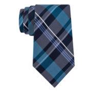 Stafford Boardroom Plaid 2 Tie