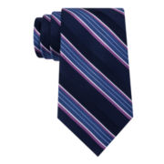 Stafford Lakeside Creek Stripe Tie