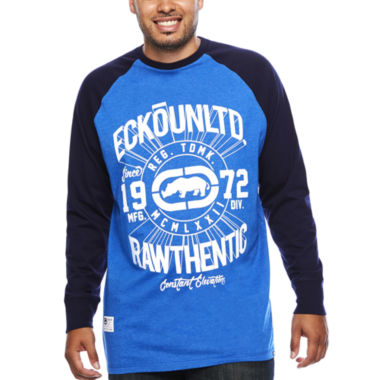 jcpenney.com | Ecko Unltd.® Elevation Long-Sleeve Raglan T-Shirt