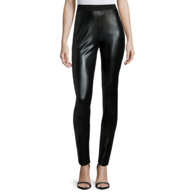 jcpenney.com | i jeans by Buffalo Faux-Leather-Front Leggings