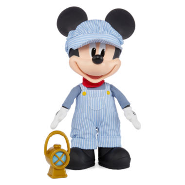 jcpenney.com | Disney Collection Talking Train Conductor Mickey