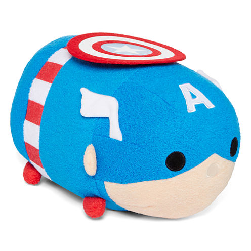 Disney Collection Medium Captain America Tsum Tsum