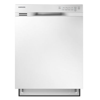 Samsung Front Control Dishwasher with Stainless Steel Interior