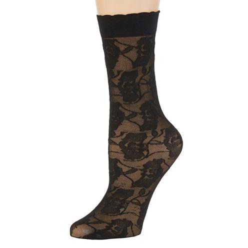 Legale® Gentle Vine Anklet Trouser Socks