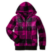 Arizona Plush Hoodie - Girls 6-16 and Plus