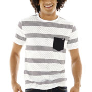 Ecko Unltd.® Stripes and Dots Tee