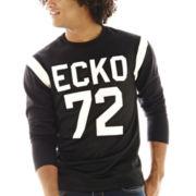 Ecko Unltd.® Long-Sleeve Mesh Jersey Tee