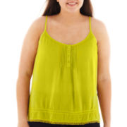 Arizona Crochet Camisole - Plus