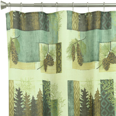 jcpenney.com | Bacova Westlake Shower Curtain