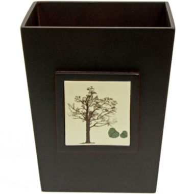 jcpenney.com | Bacova Natures Elements Wastebasket