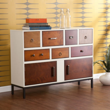 jcpenney.com | Royce 7-Drawer Console Table