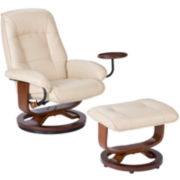 Blake 2-pc. Recliner and Ottoman Set