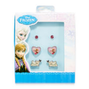 Disney Frozen 3-pk. Earring Set