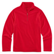 Arizona Long-Sleeve Fleece Pullover - Boys 8-20 and Husky