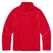 Arizona Long-Sleeve Fleece Pullover - Boys 8-20 and Husky
