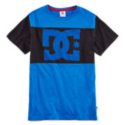 DC Shoes Co.® Colorblock Graphic Tee - Boys 8-20