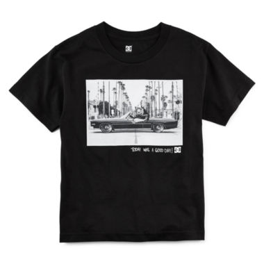 jcpenney.com | DC Shoes® Graphic Tee - Boys 8-20